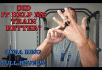 Does This Wearable Help with Training? OURA Ring FULL Review 15